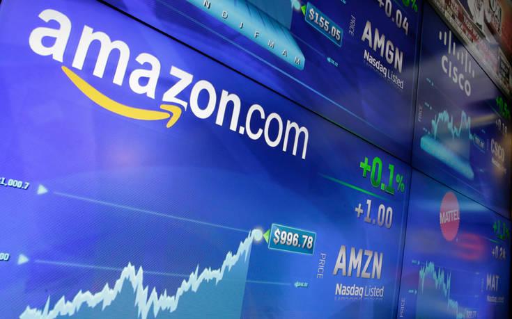 Ο κολοσσός του ηλεκτρονικού εμπορίου έχασε σε 8 βδομάδες όσα έβγαλε σε 18 χρόνια