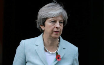 Το «Plan B» για το Brexit παρουσιάζει στη βρετανική Βουλή η Τερέζα Μέι