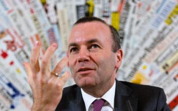 Ένας Γερμανός στην ηγεσία της ευρωπαϊκής δεξιάς στις ευρωεκλογές