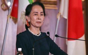Η Διεθνής Αμνηστία παίρνει πίσω το βραβείο από την Αούνγκ Σαν Σου Κι