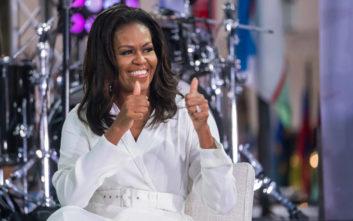 «Έπαθα σοκ όταν έμαθα ότι ο Τραμπ θα διαδεχθεί τον σύζυγό μου στον Λευκό Οίκο»