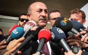 Τσαβούσογλου: Η Άγκυρα έχει στόχο να βελτιώσει τις σχέσεις με το Ριάντ