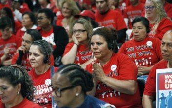 Ξεσηκωμός στις τάξεις των ισπανόφωνων Αμερικανών εν μέσω ενδιάμεσων εκλογών