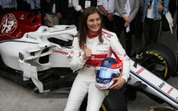 Γυναίκα οδηγός στη Formula 1