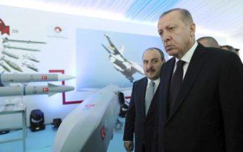 Ερντογάν: Δε θα επιτρέψουμε ποτέ εκβιαστική εκμετάλλευση πόρων στην ανατολική Μεσόγειο