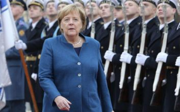 Υπέρ της διατήρησης των κυρώσεων κατά της Ρωσίας η Μέρκελ