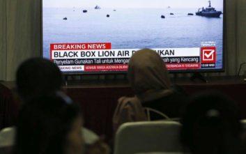 Ακατάλληλο για πτήση ήταν το αεροσκάφος της Lion Air που κατέπεσε στην Ινδονησία