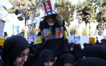 Σε ισχύ εκ νέου οι πολύ σκληρές κυρώσεις των ΗΠΑ κατά του Ιράν