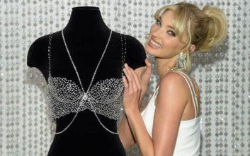 Η Έλσα Χοσκ θα φορέσει φέτος το σουτιέν του 1 εκατ. δολαρίων