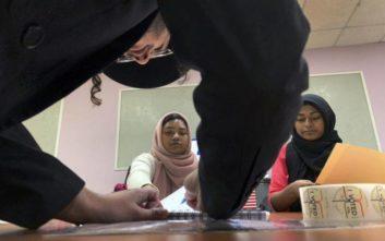 Μια ιθαγενής και δύο μουσουλμάνες εκλέγονται στη Βουλή των Αντιπροσώπων