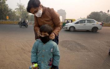 Πώς συνδέονται τα ψυχωσικά επεισόδια σε εφήβους με την ατμοσφαιρική ρύπανση