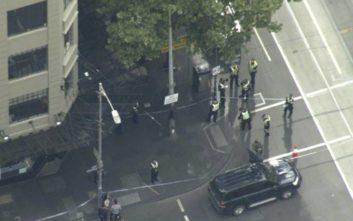 Γνωστός στις υπηρεσίες πληροφοριών ο δράστης της τρομοκρατικής επίθεσης στη Μελβούρνη