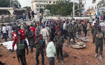 Στους 53 οι νεκροί από την επίθεση σε ξενοδοχείο στην πρωτεύουσα της Σομαλίας