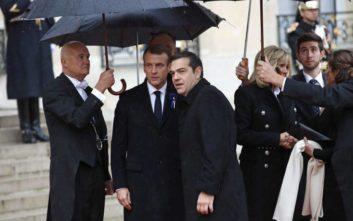 Συνομιλίες του Αλέξη Τσίπρα με Τραμπ, Πούτιν, Μέρκελ και Ερντογάν