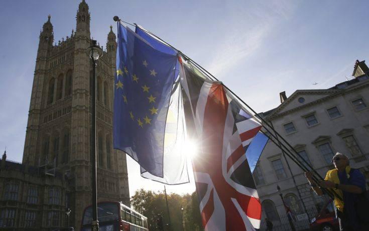 Με μειωμένη πρόσβαση στις χρηματαγορές της ΕΕ μετά το Brexit η Βρετανία