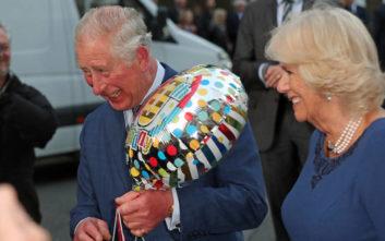 Το ιδιαίτερο δώρο του πρίγκιπα Καρόλου στην Καμίλα