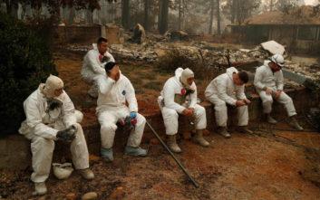 Ανείπωτη τραγωδία στην Καλιφόρνια με 631 αγνοούμενους
