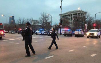 Δύο νεκροί στην ανταλλαγή πυρών στο νοσοκομείο Mercy στο Σικάγο