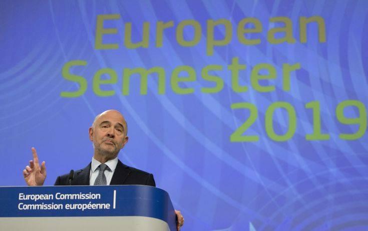 Εύσημα στην Ελλάδα για τον προϋπολογισμό του 2019