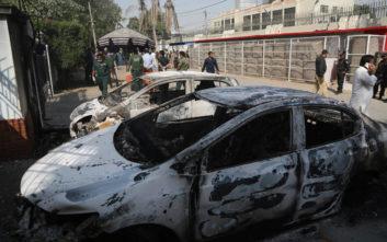 Δεύτερο χτύπημα στο Πακιστάν με οκτώ νεκρούς