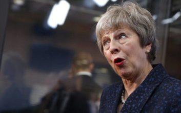 Μέι: Η Μεγάλη Βρετανία θα βρίσκεται πάντα στο πλευρό του Γιβραλτάρ