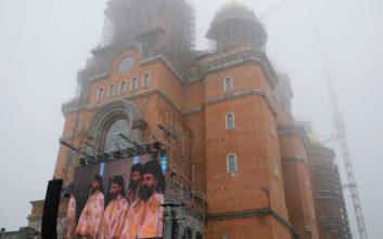 O μεγαλύτερος καθεδρικός ορθόδοξος ναός στον κόσμο