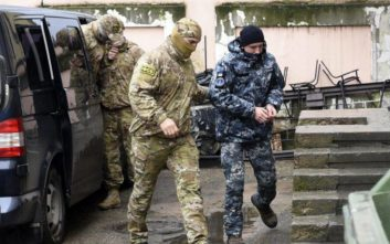 Συμφωνία Ρωσίας - Ουκρανίας για ανταλλαγή κρατουμένων