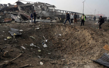 Νεκροί από «φίλια πυρά» τουλάχιστον πέντε αφγανοί στρατιωτικοί