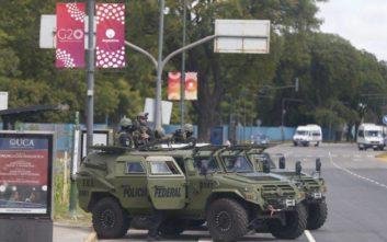 Δρακόντεια μέτρα στο Μπουένος Άιρες για τη Σύνοδο της G20