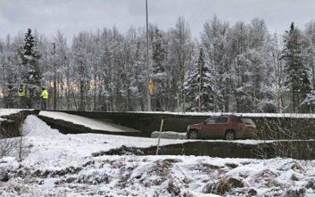 Μεγάλες ζημιές από τον σεισμό των 7 Ρίχτερ στην Αλάσκα