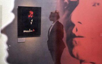 «Σκιές» του Γουόρχολ στη Νέα Υόρκη σύμφωνα πάντα με τις οδηγίες του