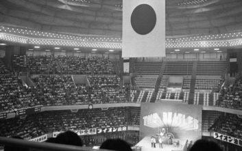 Όταν «ο τυφώνας Beatles παρέσυρε στο πέρασμά του τη νεολαία της Ιαπωνίας»