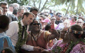 Iστορικό δημοψήφισμα για την ανεξαρτησία της Νέας Καληδονίας από τη Γαλλία
