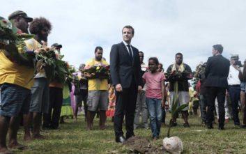 Άνοιξαν οι κάλπες στη Νέα Καληδονία για το ιστορικό δημοψήφισμα για την ανεξαρτησία από τη Γαλλία