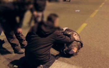 Η ανακοίνωση του Ρουβίκωνα για τις συμπλοκές στη Λ. Αλεξάνδρας μετά την πορεία του Πολυτεχνείου