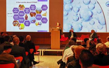 Η ΕΥΔΑΠ φιλοξένησε το ετήσιο Συνέδριο του European Benchmarking Cooperation