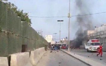Πολύνεκρη διπλή βομβιστική επίθεση στην πρωτεύουσα της Σομαλίας