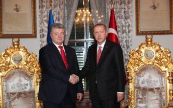 Η Άγκυρα δεν θα αναγνωρίσει ποτέ την «παράνομη προσάρτηση» της Κριμαίας από τη Ρωσία
