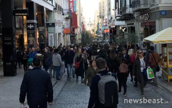 «Ζεσταίνεται» η αγορά λίγη ώρα μετά την έναρξη της Black Friday 2018