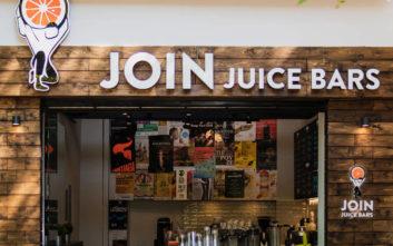 Το νέο winter menu των JOIN Juice Bars είναι έτοιμο