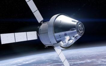 Η Ευρώπη παρέδωσε στις ΗΠΑ μέρος του νέου διαστημικού σκάφους Orion της NASA