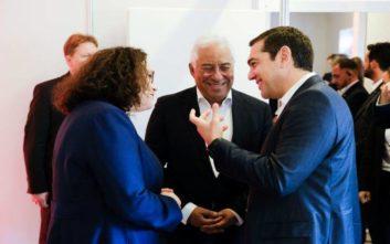 Τι δείχνει για το SPD η παρουσία Τσίπρα στο συνέδριο των Γερμανών Σοσιαλδημοκρατών
