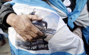 Το υποβρύχιο ARA San Juan θα παραμείνει στον βυθό της θάλασσας