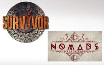Το μισό πετυχημένο Survivor μπαίνει στο Nomads