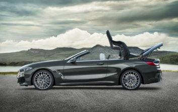 Η νέα BMW Σειρά 8 Cabrio
