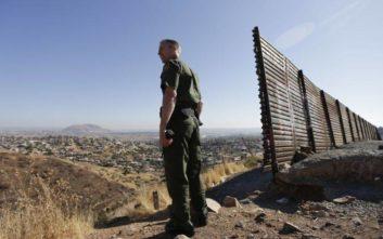 Η κυβέρνηση Τραμπ προωθεί κατασκευή τείχους 435 χιλιομέτρων στα σύνορα με το Μεξικό