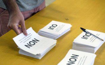 Η Νέα Καληδονία είπε «Όχι» στην ανεξαρτησία από τη Γαλλία