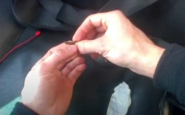 Πώς ένας αστυνομικός παγίδευσε με ναρκωτικά μια παρέα τεσσάρων νεαρών