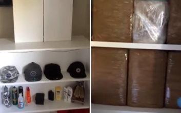H μυστική θήκη στο έπιπλο έκρυβε κάτι αξίας 1 εκατ. λιρών