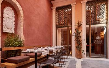 1702f8bdbd Ελληνικό το πιο ιστορικό ξενοδοχείο στην Ευρώπη